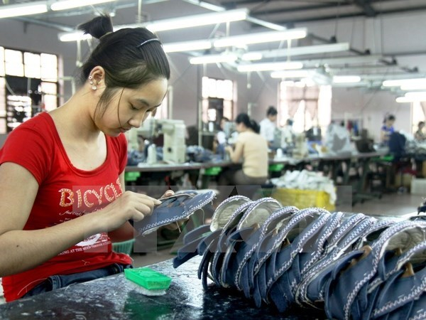 Garment, footwear look to develop trade unions hinh anh 1