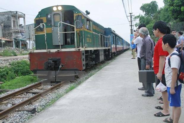 Railway sector targets modernity hinh anh 1