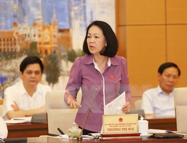 NA discusses Law on Access to Information hinh anh 1