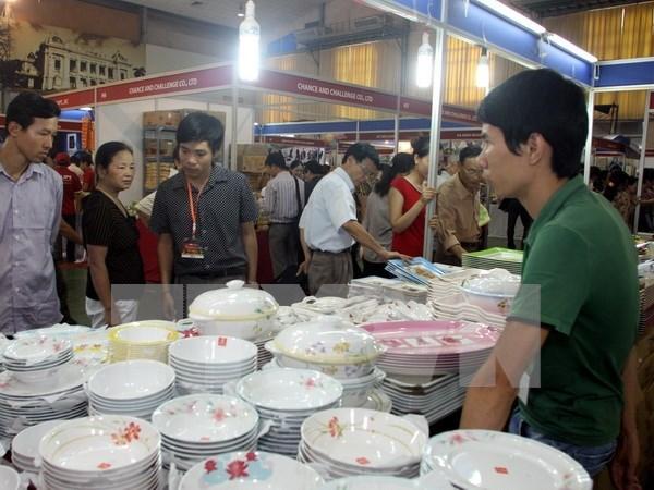 Thailand Trade Exhibition opens in Hanoi hinh anh 1