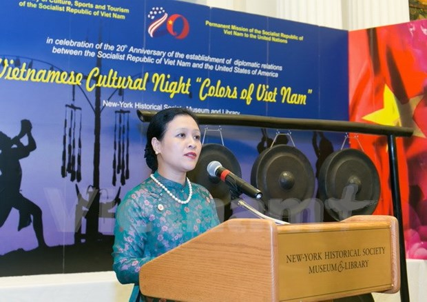 Vietnamese culture shines in US hinh anh 2