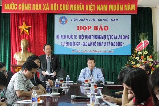 International employment law conference opens in Hanoi hinh anh 1