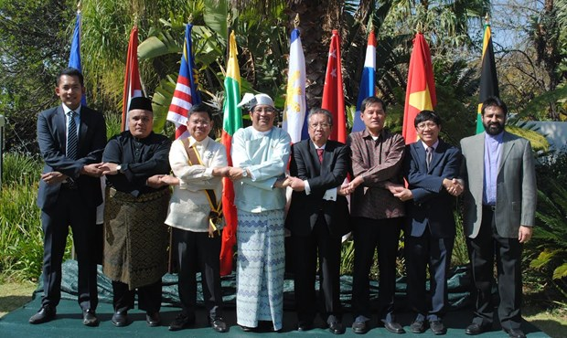 ASEAN founding anniversary marked in South Africa hinh anh 1