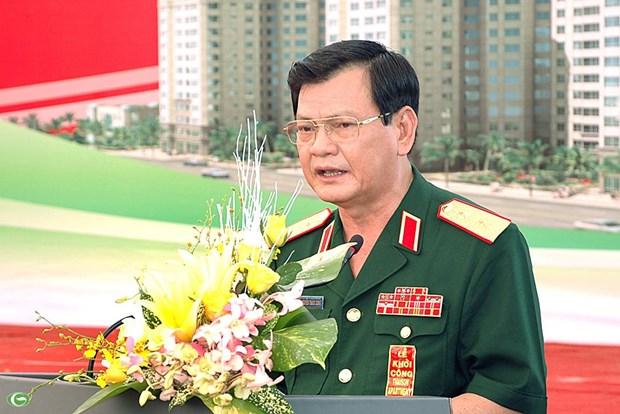 Vietnam Coast Guard convenes fourth Party Congress hinh anh 1