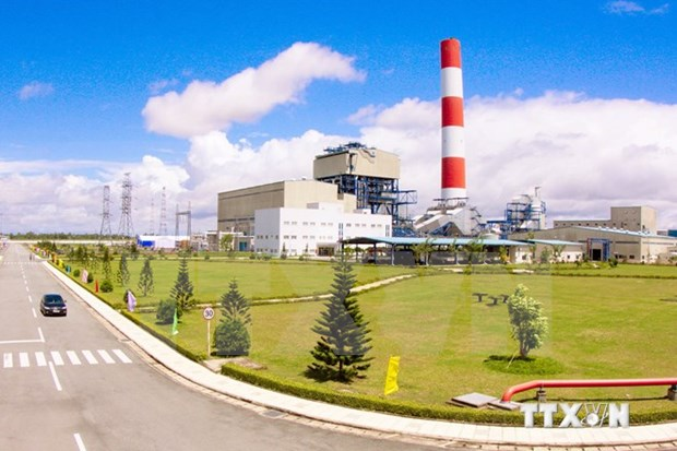 O Mon I power plant's second turbine to operate in Q4 hinh anh 1