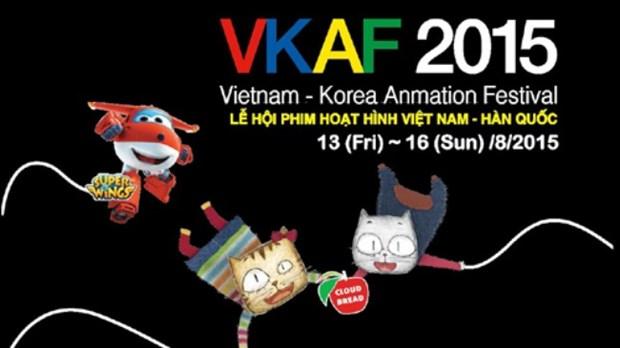 Vietnamese cartoons to attend international festival hinh anh 1