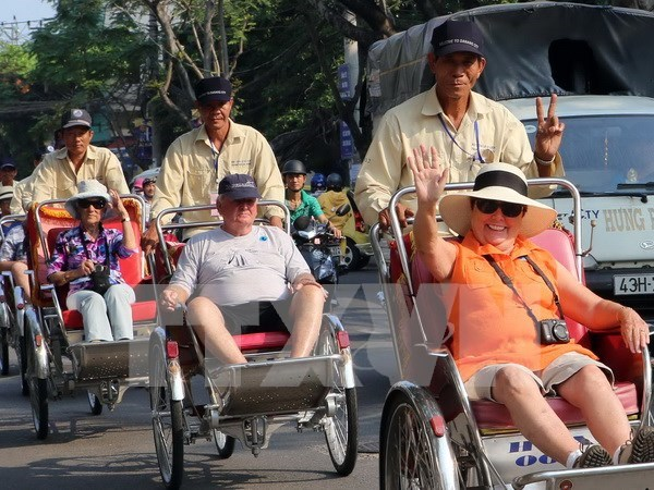 Vietnam's cyclo named 'unique transport' hinh anh 1