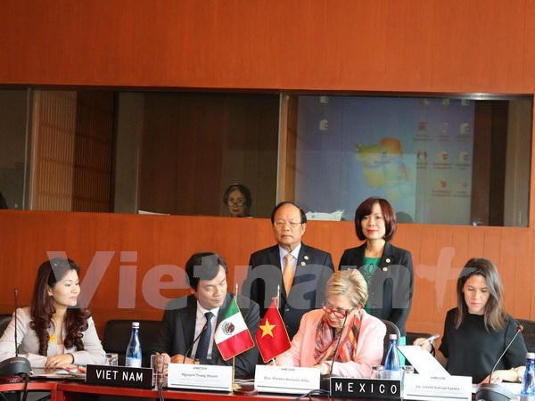 Vietnam, Mexico enhance culture and tourism ties hinh anh 1