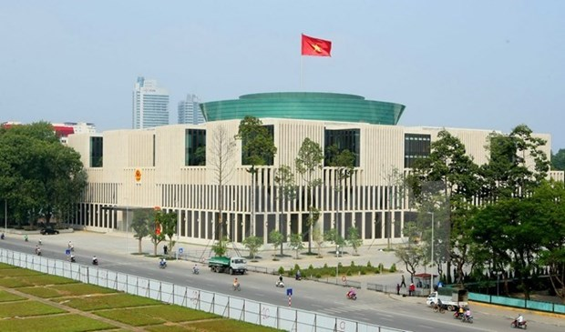 National Assembly house to be handed over next month hinh anh 1