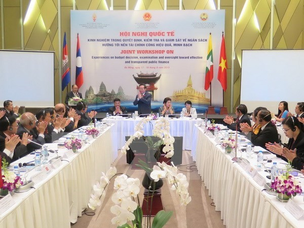 Vietnam, Laos, Cambodia, Myanmar share budget overseeing experience hinh anh 1