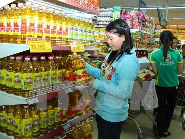Vegetable oil imports expected to exceed 800,000 tonnes hinh anh 1