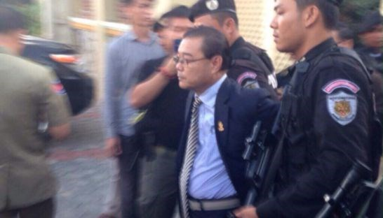 Cambodia takes away CNRP senator's exemption rights hinh anh 1