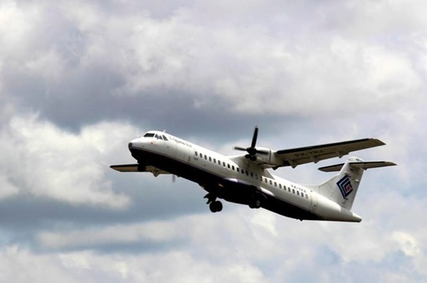 Debris from missing flight Trigana IL-257 found hinh anh 1