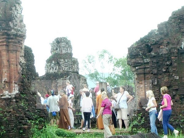 Russian scientists seek to preserve My Son sanctuary hinh anh 1