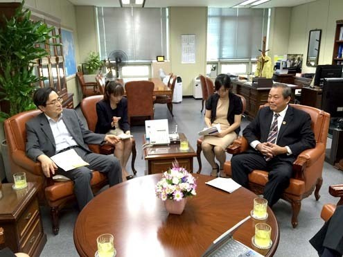 Vietnam, RoK supreme courts promote cooperation hinh anh 1