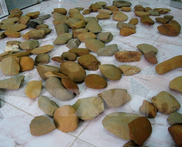 20-millennium-old prehistoric sites found in Lao Cai hinh anh 1