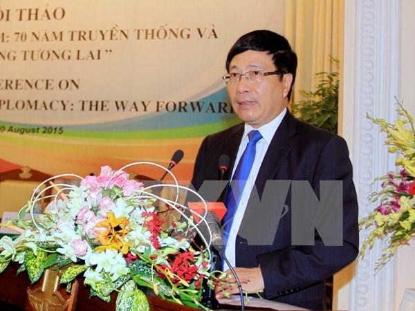 Vietnam to deepen relations with foreign partners hinh anh 1