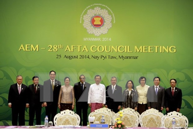 ASEAN economic ministers to meet on August 22-25 hinh anh 1