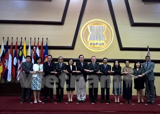 ASEAN, Australia to lift strategic partnership hinh anh 1