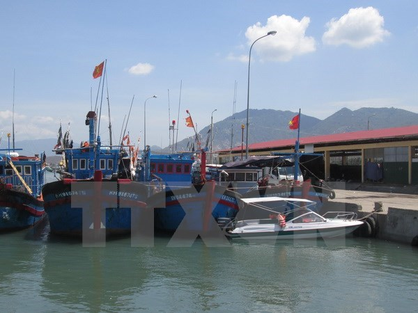 PM gives green light to fisheries centre in Hai Phong hinh anh 1