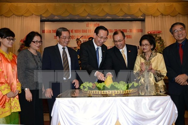 60th anniversary of Vietnam-Indonesia ties celebrated hinh anh 1