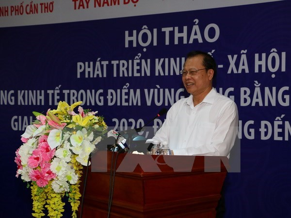 BIDV pours money into the Mekong Delta hinh anh 1