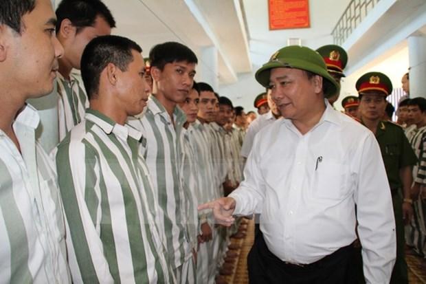 Amnesty demonstrates Vietnam's humanitarian tradition hinh anh 1