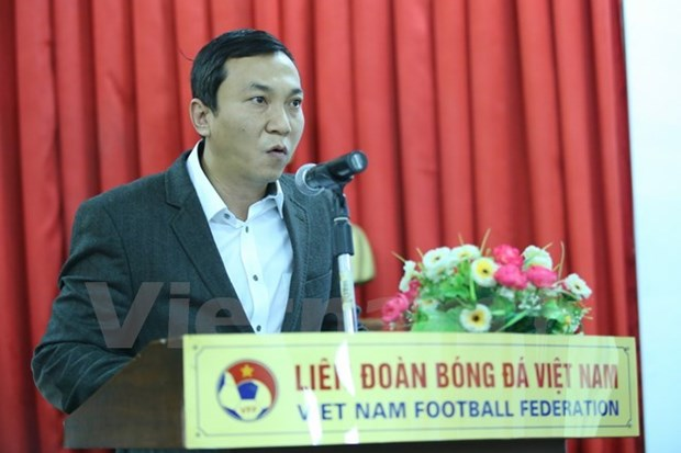 Representative of Vietnam elected as AFF deputy chairman hinh anh 1
