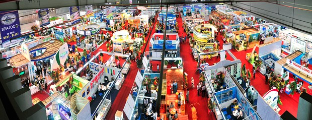 Vietfish 2015 opens in Ho Chi Minh City hinh anh 1