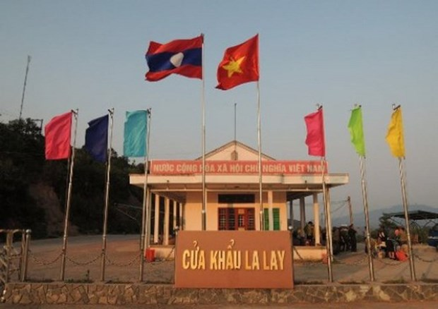 Quang Tri: La Lay to become model int'l border gate hinh anh 1