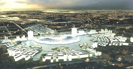 National exhibition centre to be built in Co Loa hinh anh 1