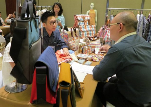 Thai garment, textile businesses eye Vietnamese market hinh anh 1