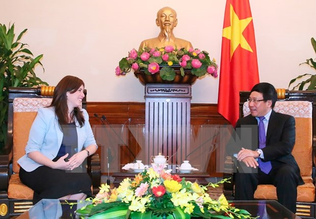 Vietnam promotes multi-faceted cooperation with Israel hinh anh 1