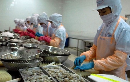 Agro-fishery-forestry export falls in first 8 months hinh anh 1