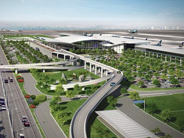 Long Thanh International Airport investment assigned hinh anh 1