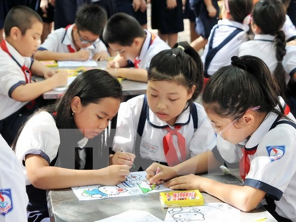 HCM City needs more classrooms as number of students increases hinh anh 1