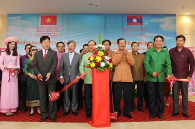Vietnam Culture Week 2015 starts in Laos hinh anh 1