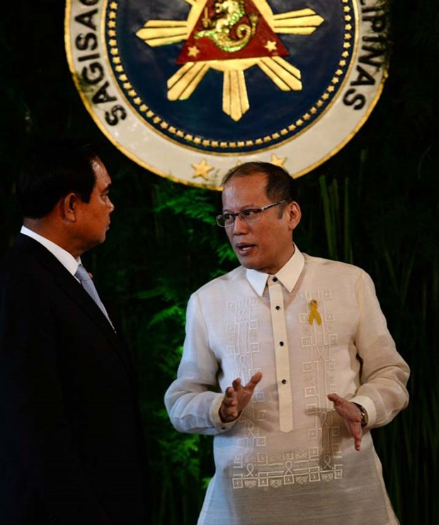Philippines, Thailand agree to strengthen bilateral relations hinh anh 1