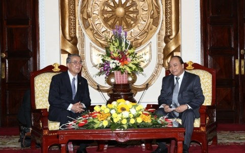 Vietnam pays heed to cooperation with Japanese localities: official hinh anh 1