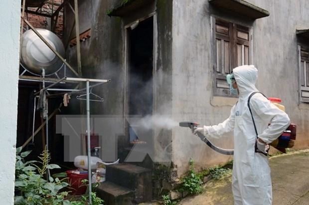 Dong Nai: Dengue fever cases increase sharply hinh anh 1