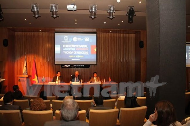Vietnam, Argentina step up trade, investment relations hinh anh 1