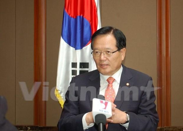 RoK-Vietnam ties – model of modern international relations hinh anh 1