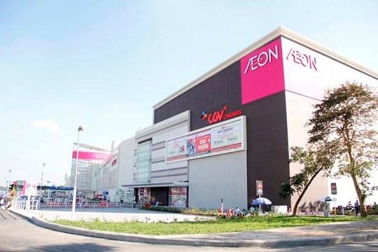 AEON to open first trade centre in Hanoi hinh anh 1