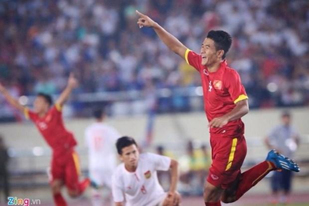 Vietnam U19s through to AFF final hinh anh 1