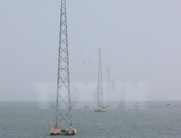 Longest sea-crossing cable to be built in Kien Giang hinh anh 1
