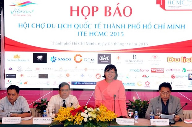 International travel expo 2015 to open in HCM City hinh anh 1
