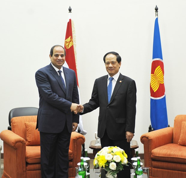 Egypt to bolster ties with ASEAN hinh anh 1