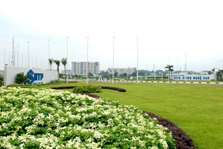 Rules hamper hi-tech HCM City park investments hinh anh 1