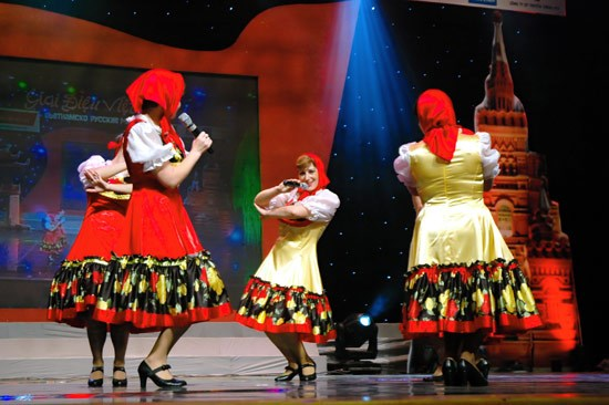 Russian cultural festival in Vietnam to be launched hinh anh 1