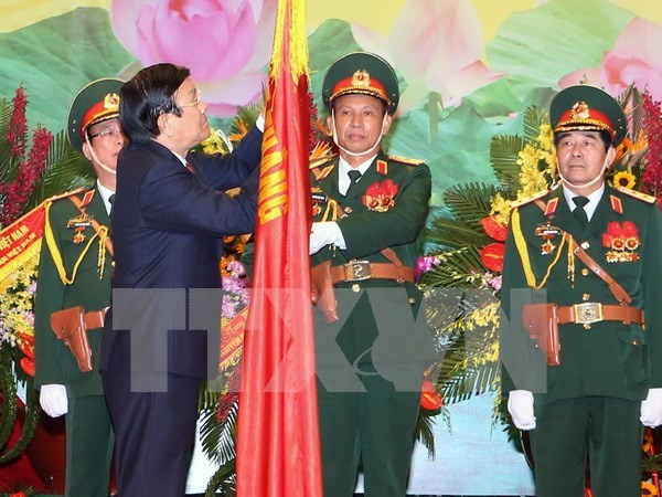 VPA's General Staff celebrates 70th founding anniversary hinh anh 1